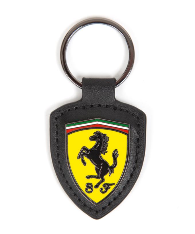 フェラーリ 2020 SF レザー FOB キーリング