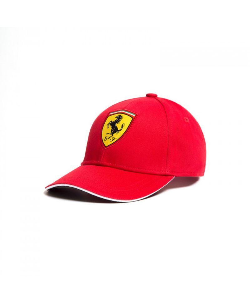 フェラーリ 2020 SF クラシック キャップ レッド