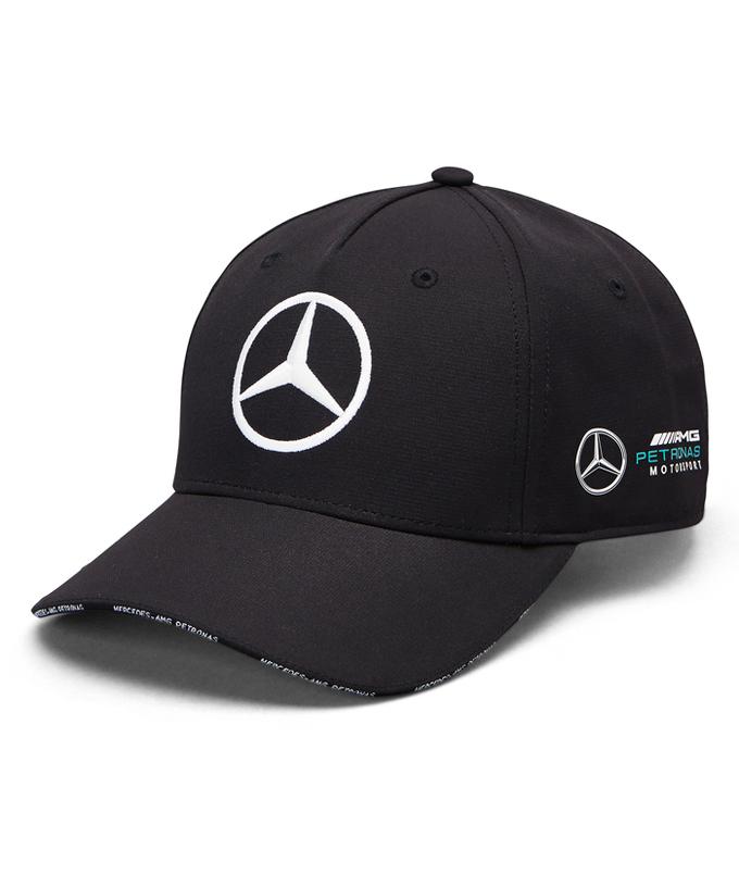 MERCEDES 2019 メルセデスベンツAMGペトロナスF1 チームキャップ ブラック