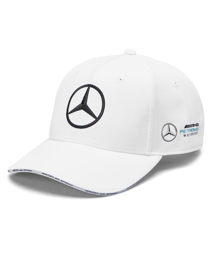 MERCEDES 2019 メルセデスベンツAMGペトロナスF1 チームキャップ ホワイト