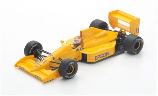 【再入荷】スパーク 1/18 ロータス 101 N.ピケ 1989年イギリスGP No.11