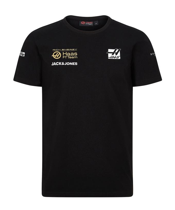 2019 ハースF1チーム チームTシャツ