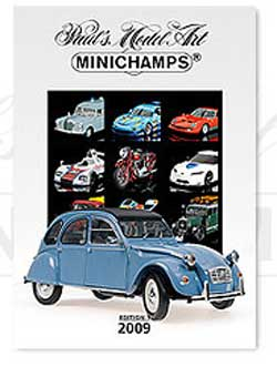 ミニチャンプス 2009 総合カタログ エディション 1