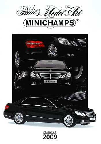 ミニチャンプス 総合カタログ 2009 エディション2