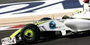 1/43 ブラウンGP BGP 001 バトン 2009年 バーレーンGP 3勝目