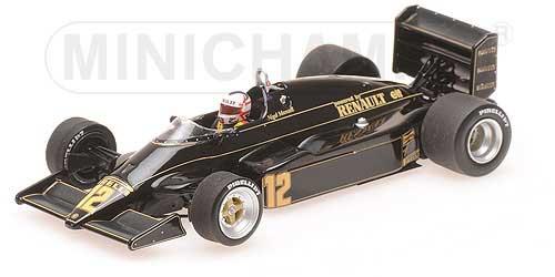ミニチャンプス 1/43 ロータス ルノー 94T N.マンセル 1983