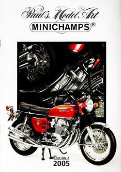 ミニチャンプス カタログ2005 EDITION2