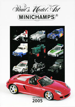 ミニチャンプス カタログ2005 EDITION1