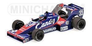 ミニチャンプス 1/43 トールマンハート TG183 D.ワーウィック 1983年オランダGP トールマン1stポイント 限定504台