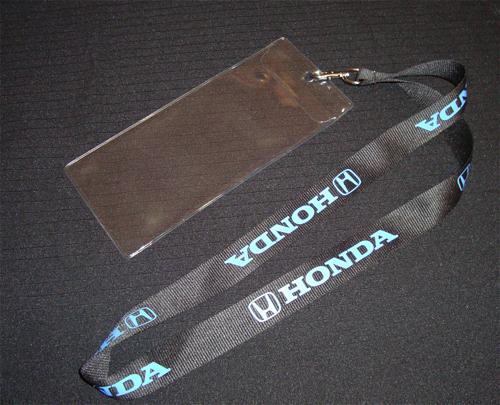 HONDA  ホンダ ロゴ チケットケース