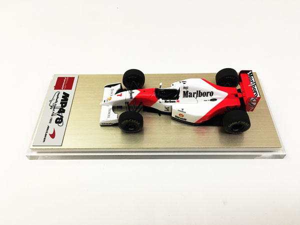 EIDOLON FORMULA (アイドロン フォーミュラ) 1/43 マクラーレン フォード MP4/8 M.ハッキネン 日本GP 1993   当店オリジナルタバコロゴモデル