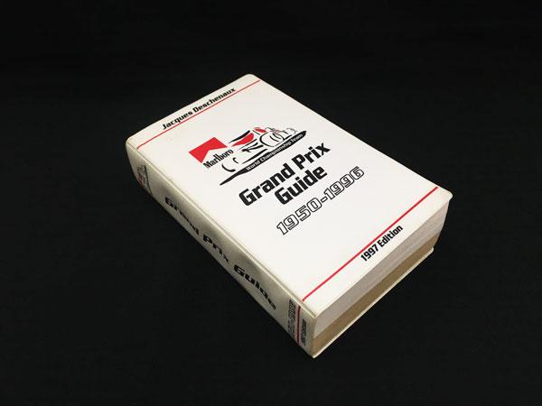 マールボロ グランプリガイド 1997 Marlboro Grandprix Guide 1997 通称『マルボロブック』