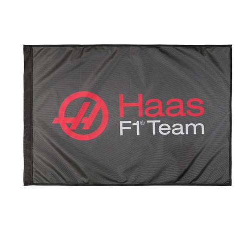 ハースF1チーム チームロゴフラッグ