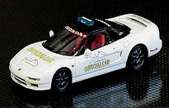 京商オリジナル 1/43  HONDA ホンダ NSX Type-R 鈴鹿サーキットオフィシャルカー