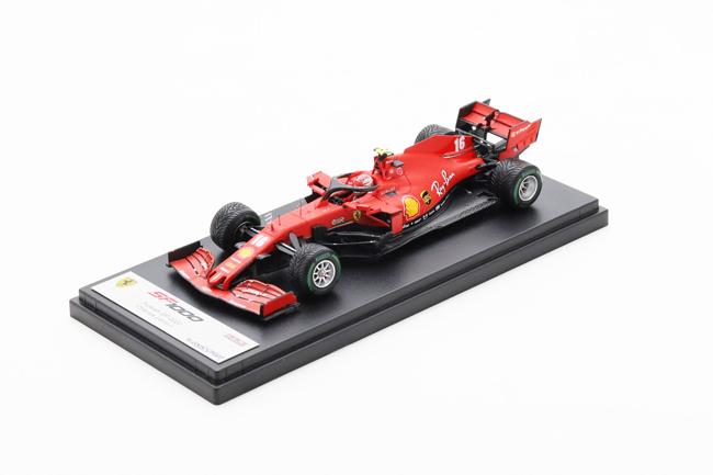ルックスマート  1/43 フェラーリ SF1000 C.ルクレール 2020年トルコGP4位 No.16