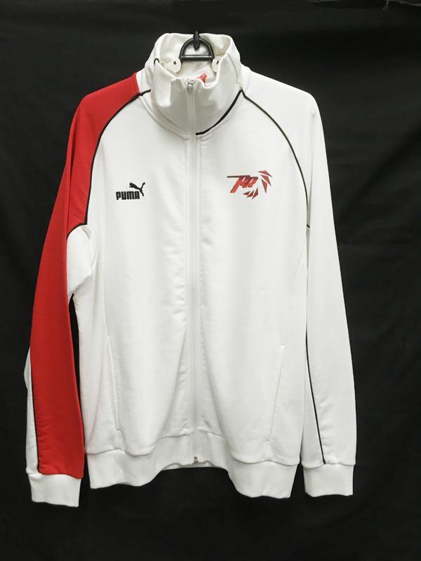 2010 マルボロレッド レーシングスクール スエットジャケット サイズM USED