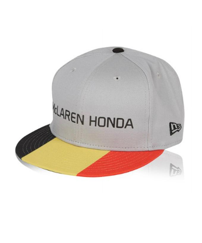 マクラーレン ホンダ 2017 ベルギーGP限定 キャップ  NEWERA 9Fifty®