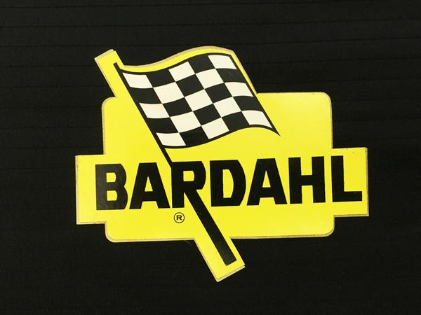 バーダルオイル BARDAHL OIL 1960年代 スポンサーステッカー