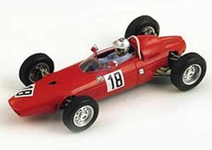 スパーク 1/43   BRM P57 G.Baghetti 1964年 ドイツGP NO.18