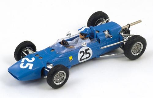 スパーク 1/43 マトラ MS1 J.P.ベルトワーズ 1965年F3優勝