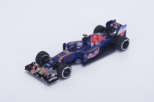 スパーク 1/43 トロロッソ STR11 M.フェルスタッペン 2016年オーストラリアGP No.33