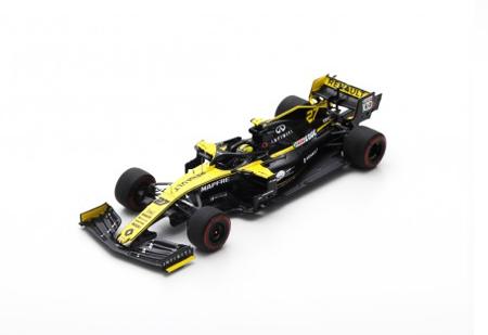 スパーク 1/43 ルノー F1 R.S.19 N.ヒュルケンベルグ 2019年オーストラリアGP No.27