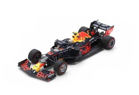 【再入荷】スパーク 1/43 レッドブル RB15 P.ガスリー 2019年中国GP No.10