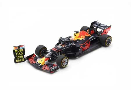 【再入荷】スパーク 1/43 レッドブル RB15 M.フェルスタッペン 2019年中国GP No.33