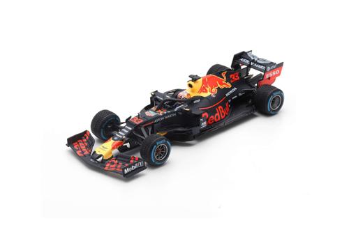 スパーク 1/43 レッドブルホンダRB15 M.フェルスタッペン 2019年ドイツGP優勝 No.33