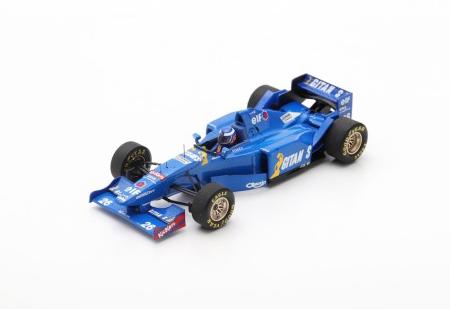 スパーク 1/43 リジェ JS41 O.パニス 1995年オーストラリアGP2位 No.26
