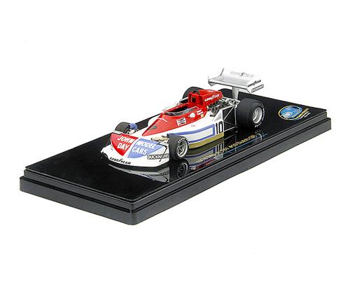 トゥルースケール 1/43 マーチ761 R.ピーターソン 1976年オランダGP NO.10