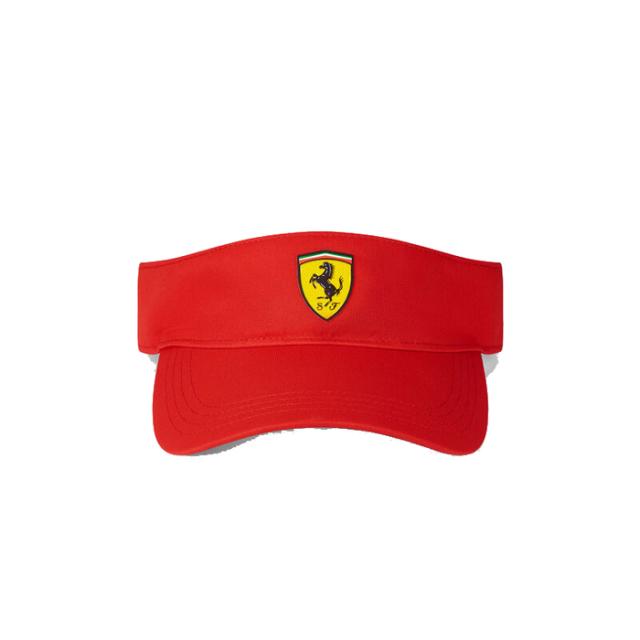 フェラーリ 2020 SFサンバイザー レッド