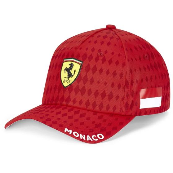 【幻のCAP】フェラーリ 2020 MONACO SFキャップ レッド