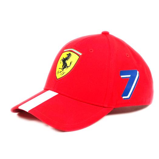 フェラーリ 2017 K.ライコネン SF キャップ