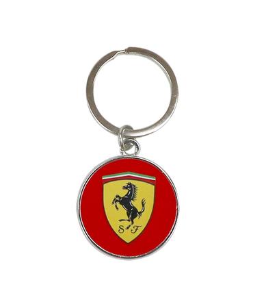 フェラーリ SF ROUNDAL キーホルダー