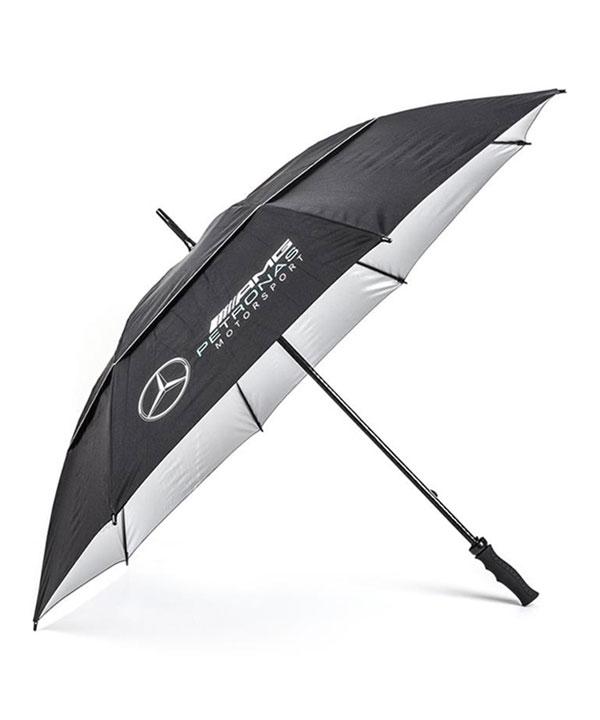 2018SS メルセデスベンツAMGペトロナスF1チーム ゴルフアンブレラ(傘) サイズ95cm