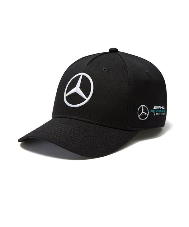 2018SS メルセデスベンツAMGペトロナスF1 チームキャップ ブラック