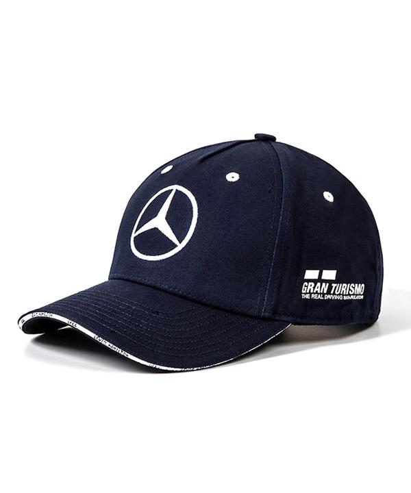2018SS メルセデスベンツAMGペトロナスF1 L.ハミルトン ドライバーズキャップ イギリスGP限定