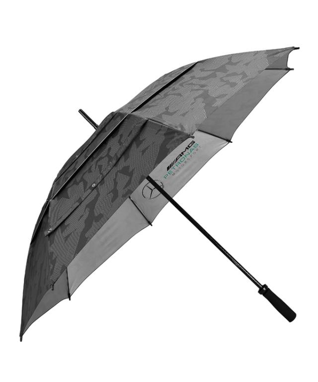 MERCEDES 2019 メルセデスベンツAMGペトロナス モータースポーツ ゴルフアンブレラ(傘)