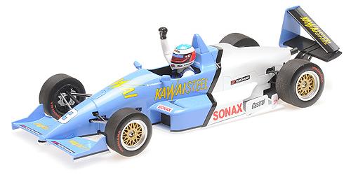 ミニチャンプス 1/18 レイナード スピース F903 M.シューマッハ マカオGP 1990 ウィナー PMA特注品