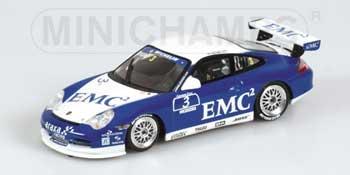 1/43 ポルシェ911 2004年 GT3カップ EMC No3 3624台限定