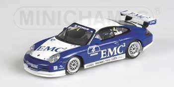 1/43 ポルシェ911 2003年 GT3カップ EMC NO.4 1872台限定