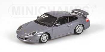 1/43 ポルシェ911 GT3 1998 グレーメタリック 2736台限定