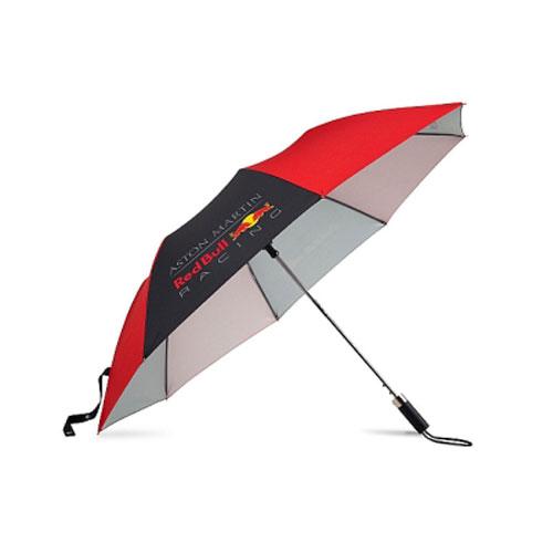 レッドブル レーシング F1 チーム コンパクト アンブレラ(傘) ネイビーxレッド