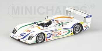 1/43 アウディR8 2003年セブリング12時間 NO.38 ピロ/レート/ヨハンソン 限定1200台