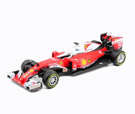 ブラーゴ 1/43 フェラーリ SF16-H K.ライコネン(ノンドライバー) 2016