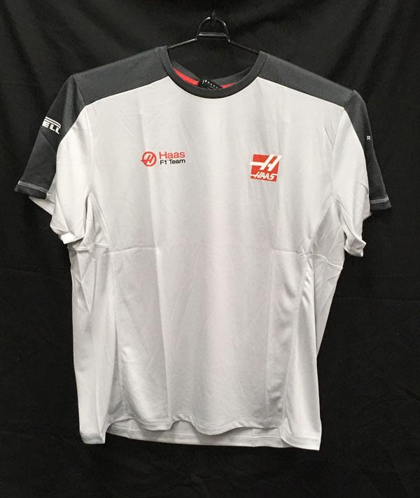 ハースF1チーム 2016 チーム支給品 Tシャツ 新品タグ付き サイズXL