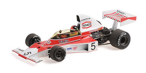 【再入荷】ミニチャンプス 1/18 マクラーレン フォード M23 E.フィッティパルディ ワールドチャンピオン 1974