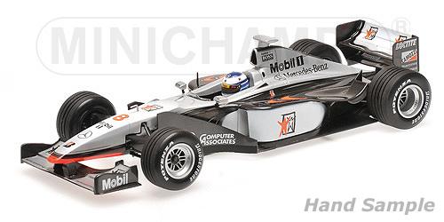 【サマーSALE】ミニチャンプス 1/18 マクラーレン MP4/13 M.ハッキネン 1998 ワールドチャンピオン