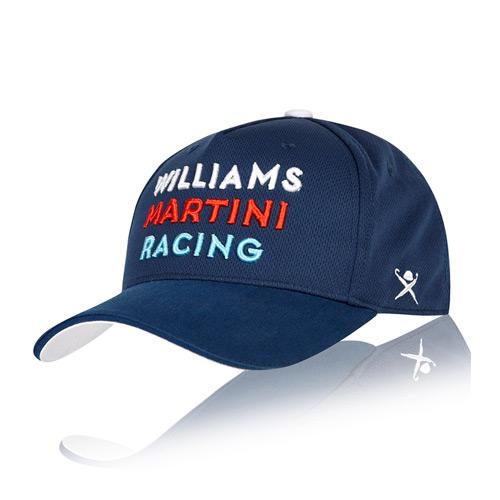 2017 ウィリアムズ チームキャップ ベースボールタイプ